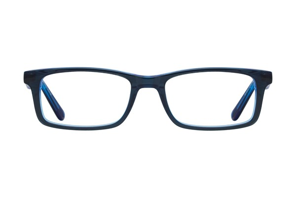 Nickelodeon Teenage Mutant Ninja Turtles Prankster Blue Eyeglasses