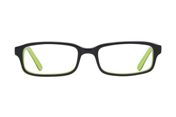 Nickelodeon Teenage Mutant Ninja Turtles Scholar Black Eyeglasses
