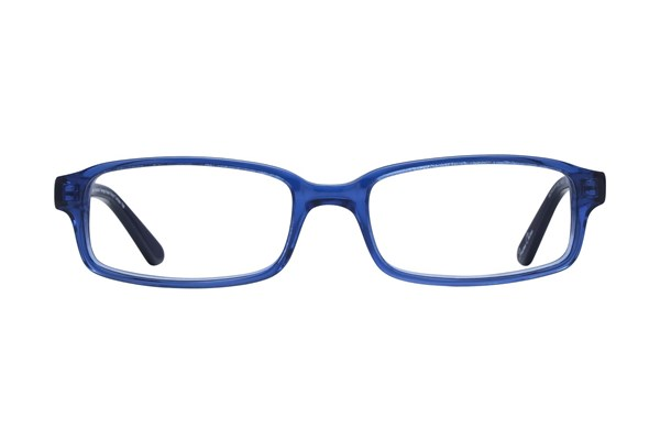Nickelodeon Teenage Mutant Ninja Turtles Scholar Blue Eyeglasses