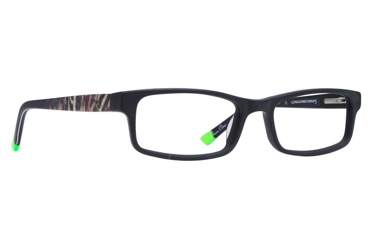 Realtree R410M Eyeglasses - Black