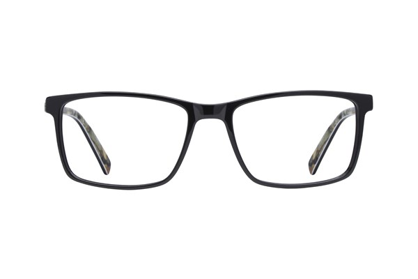Realtree R725M Eyeglasses - Black