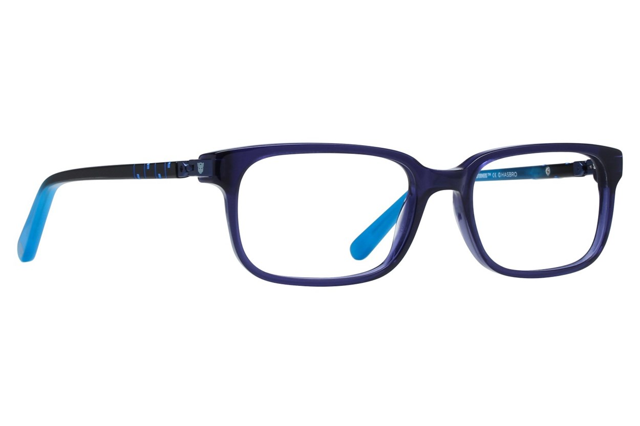 Transformers Gladiator Blue Eyeglasses