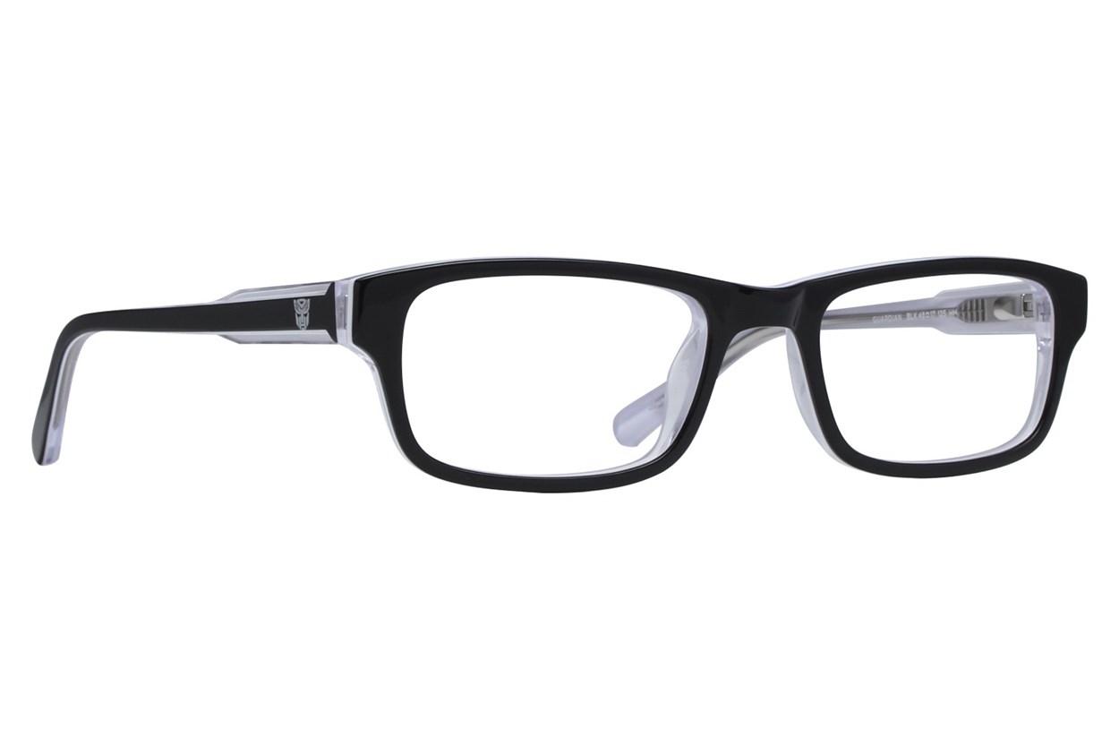Transformers Guardian Black Eyeglasses