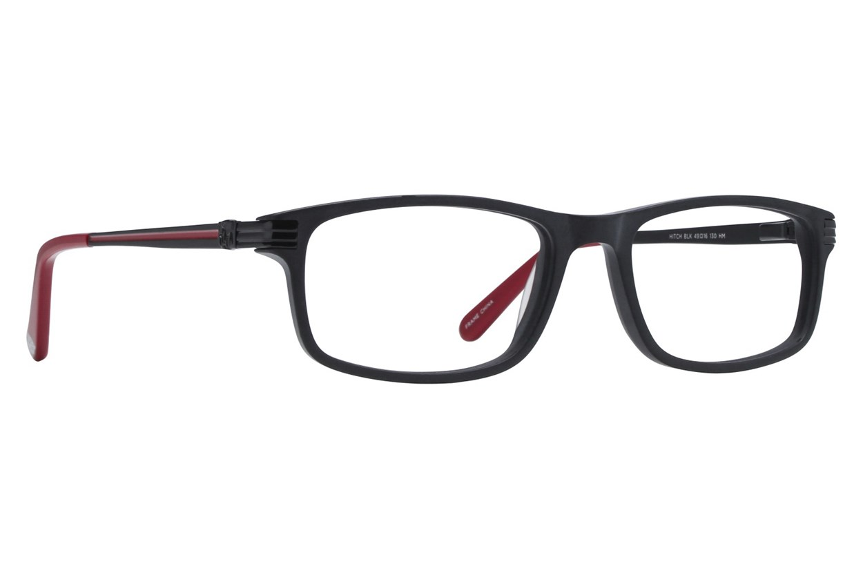 Transformers Hitch Eyeglasses - Black