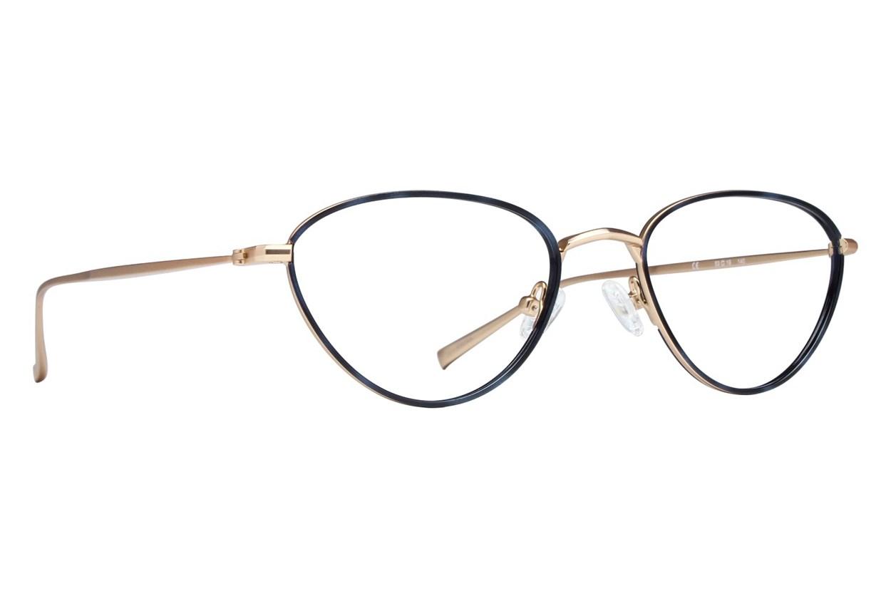 Kendall + Kylie Kali Gold Eyeglasses