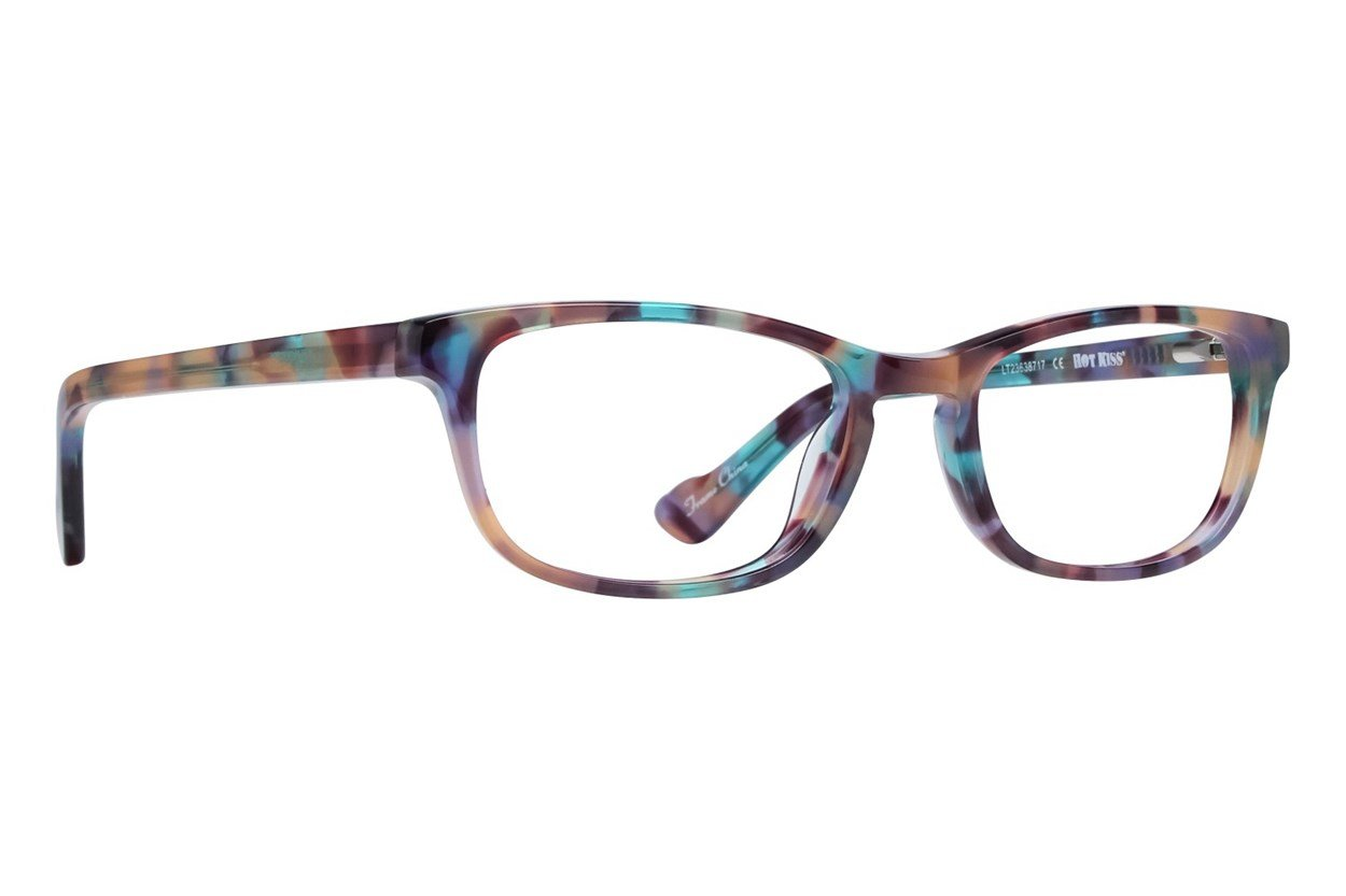Hot Kiss HK56 Eyeglasses - Tortoise