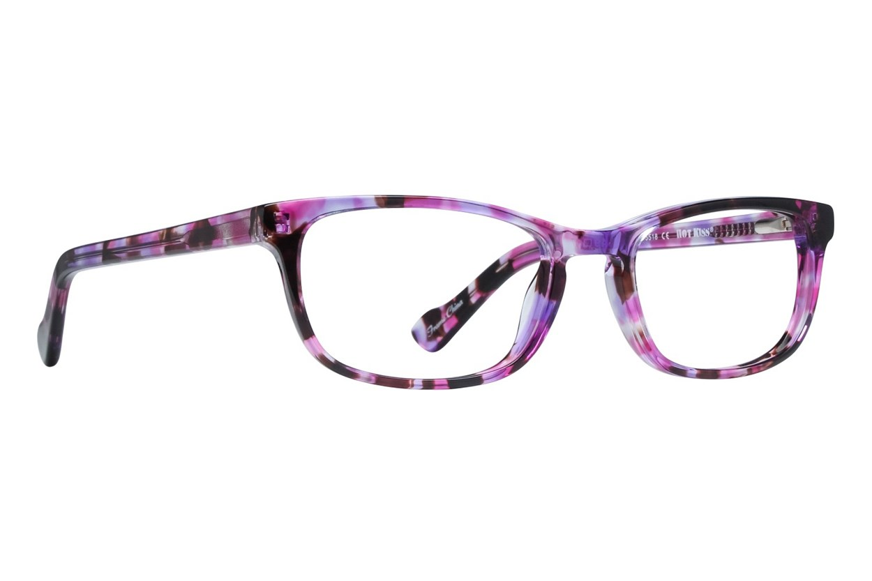 Hot Kiss HK56 Eyeglasses - Purple