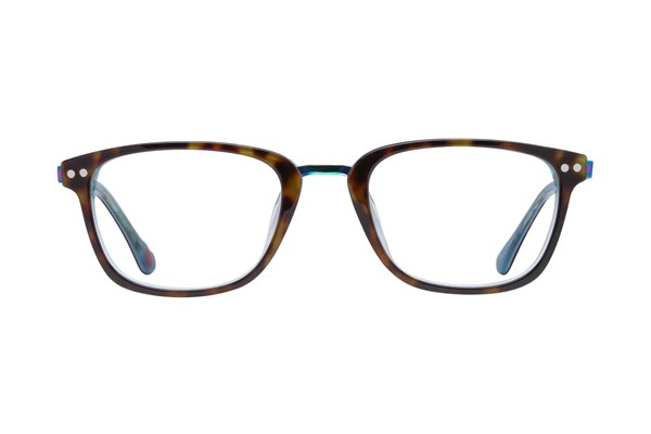 Hot Kiss HK77 Tortoise Eyeglasses