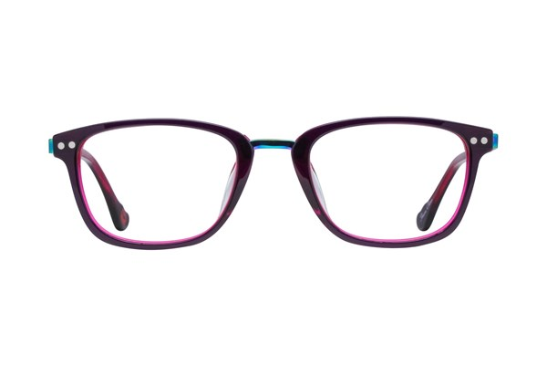 Hot Kiss HK77 Black Eyeglasses