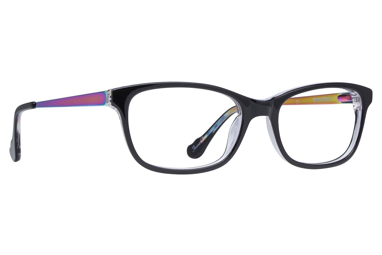 Hot Kiss HK76 Black Eyeglasses