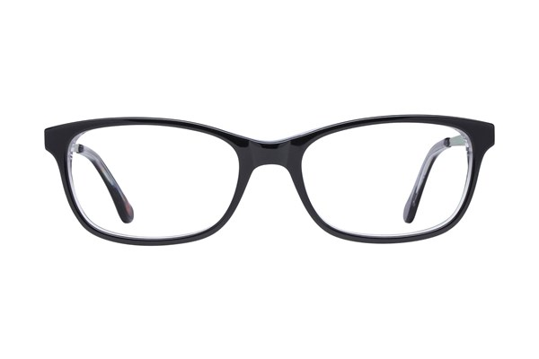 Hot Kiss HK76 Eyeglasses - Black