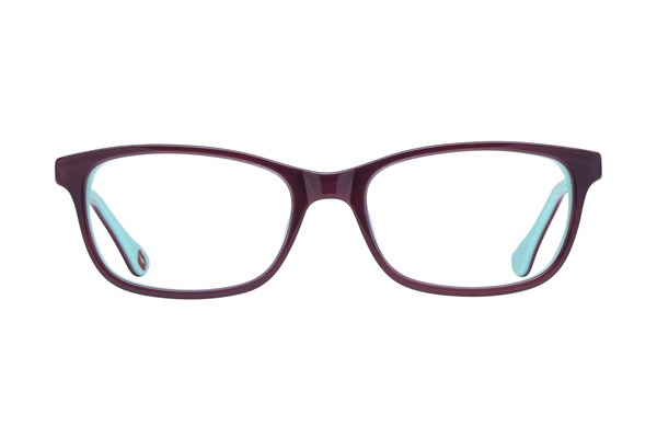 Hot Kiss HK76 Purple Eyeglasses