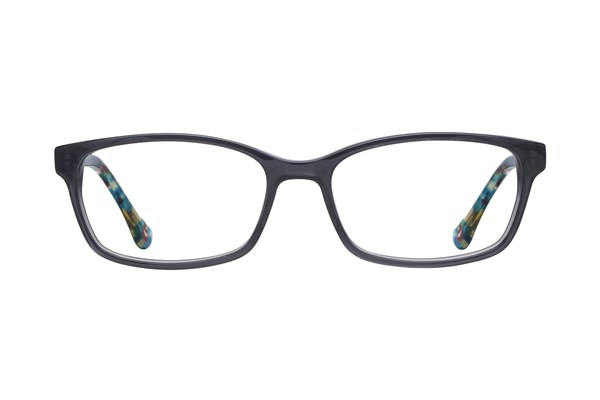 Hot Kiss HK71 Gray Eyeglasses