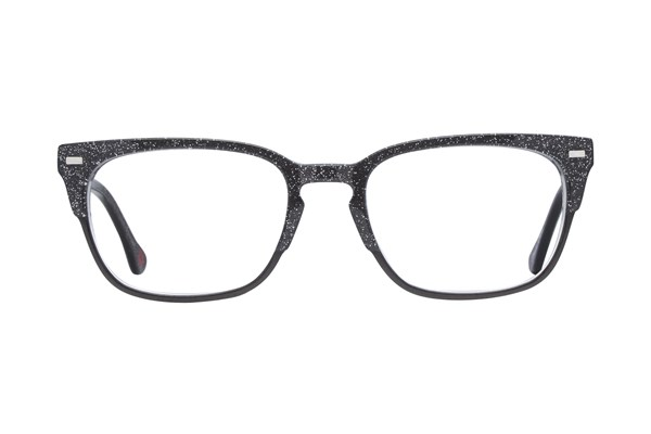 Hot Kiss HK70 Eyeglasses - Black