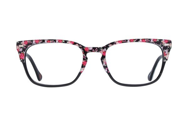 Hot Kiss HK70 Pink Eyeglasses