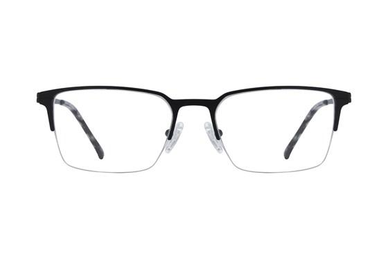 Revolution Denton Black Eyeglasses