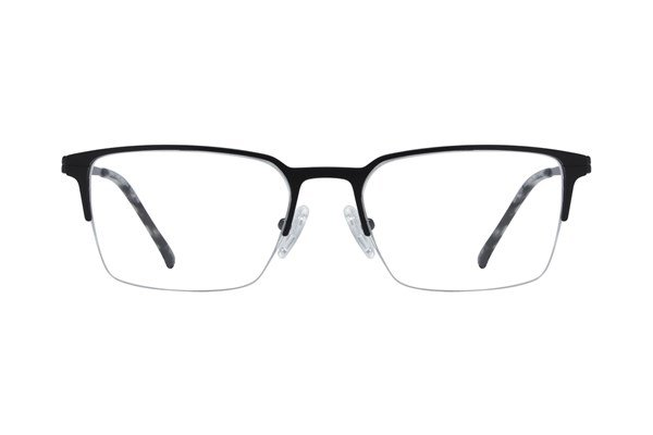 Revolution Denton Black Eyeglasses