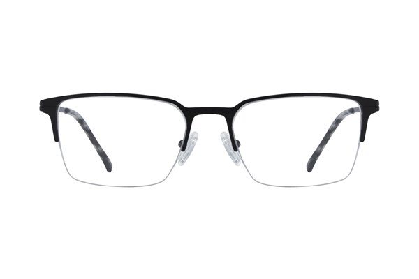 Revolution Denton Eyeglasses - Black
