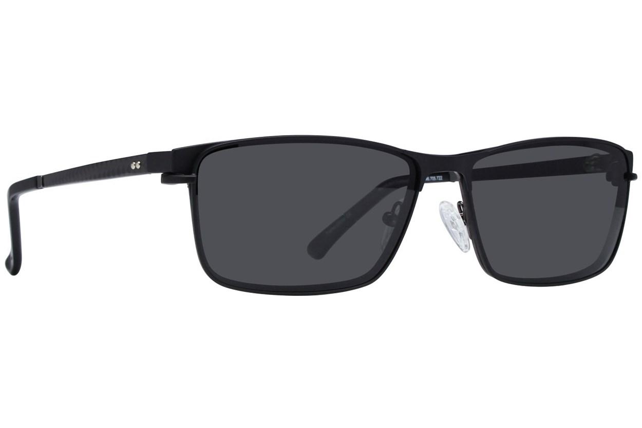 Revolution Hayward Black Eyeglasses