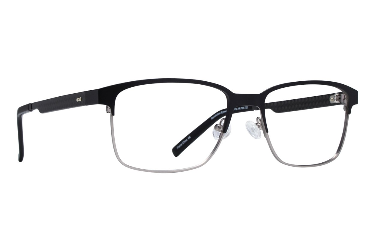 Revolution Lennox Black Eyeglasses