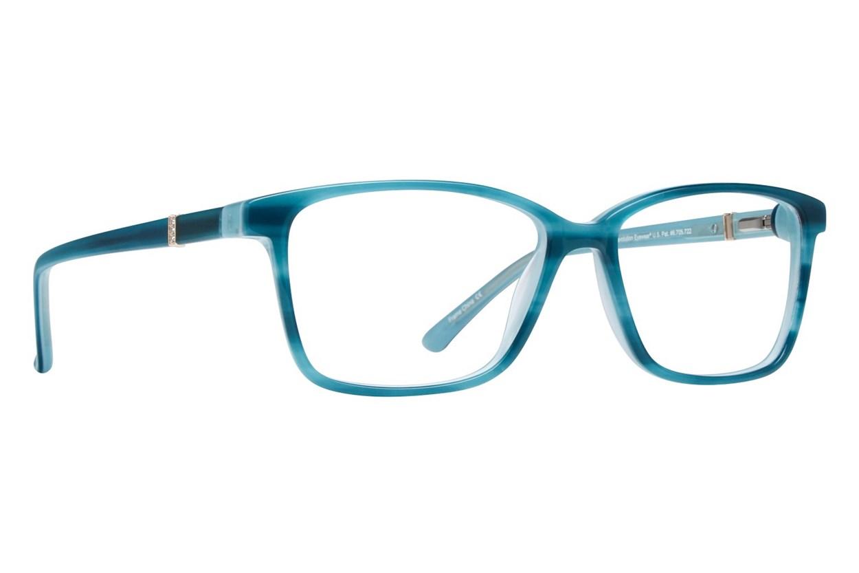 Revolution Ellsworth Turquoise Eyeglasses