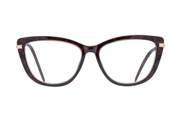 M By Max Studio MSR8655 Tortoise ReadingGlasses