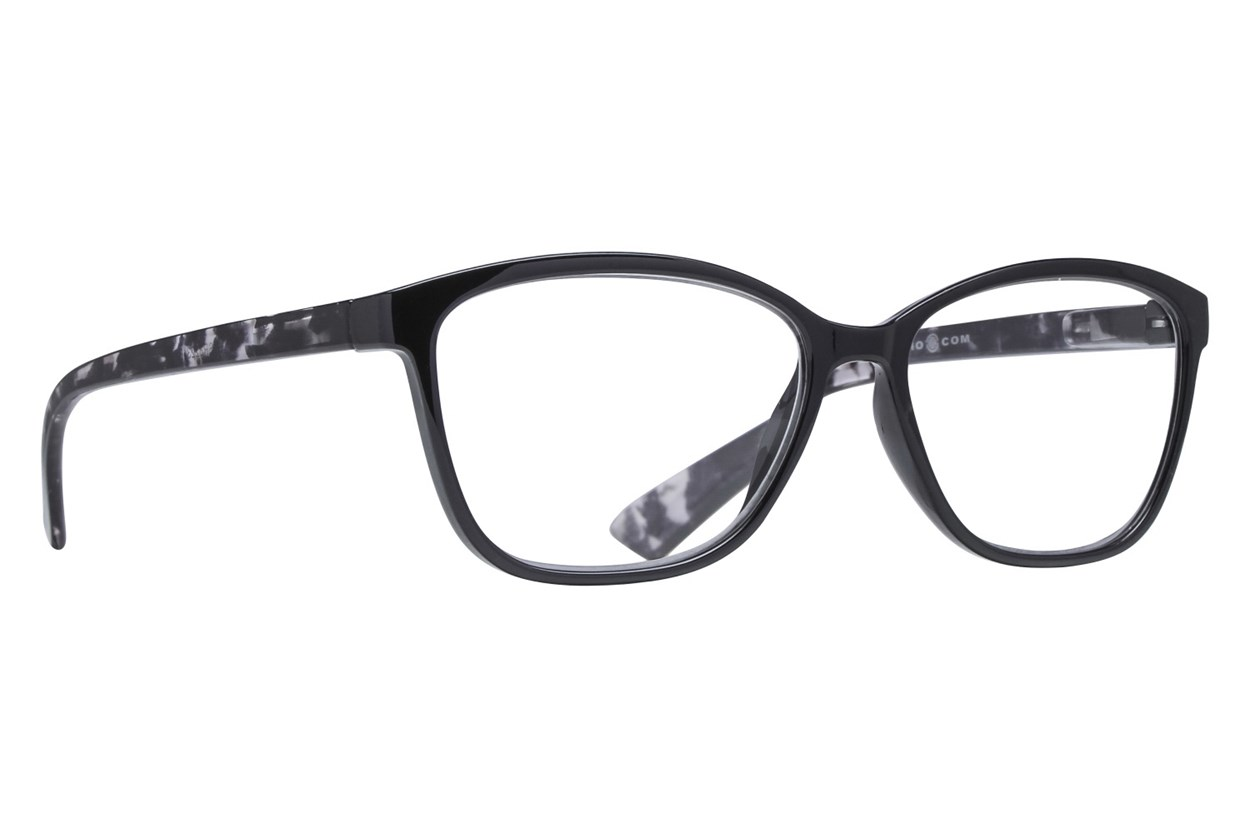 Max Studio MSR8223 Reading Glasses Black ReadingGlasses