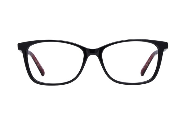 Revolution Savannah Black Eyeglasses