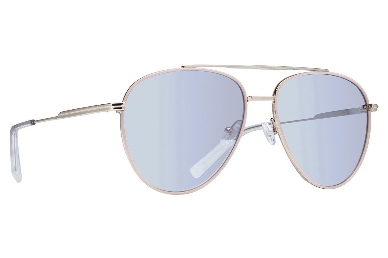 Kendall + Kylie Kelsey Sunglasses - Gold