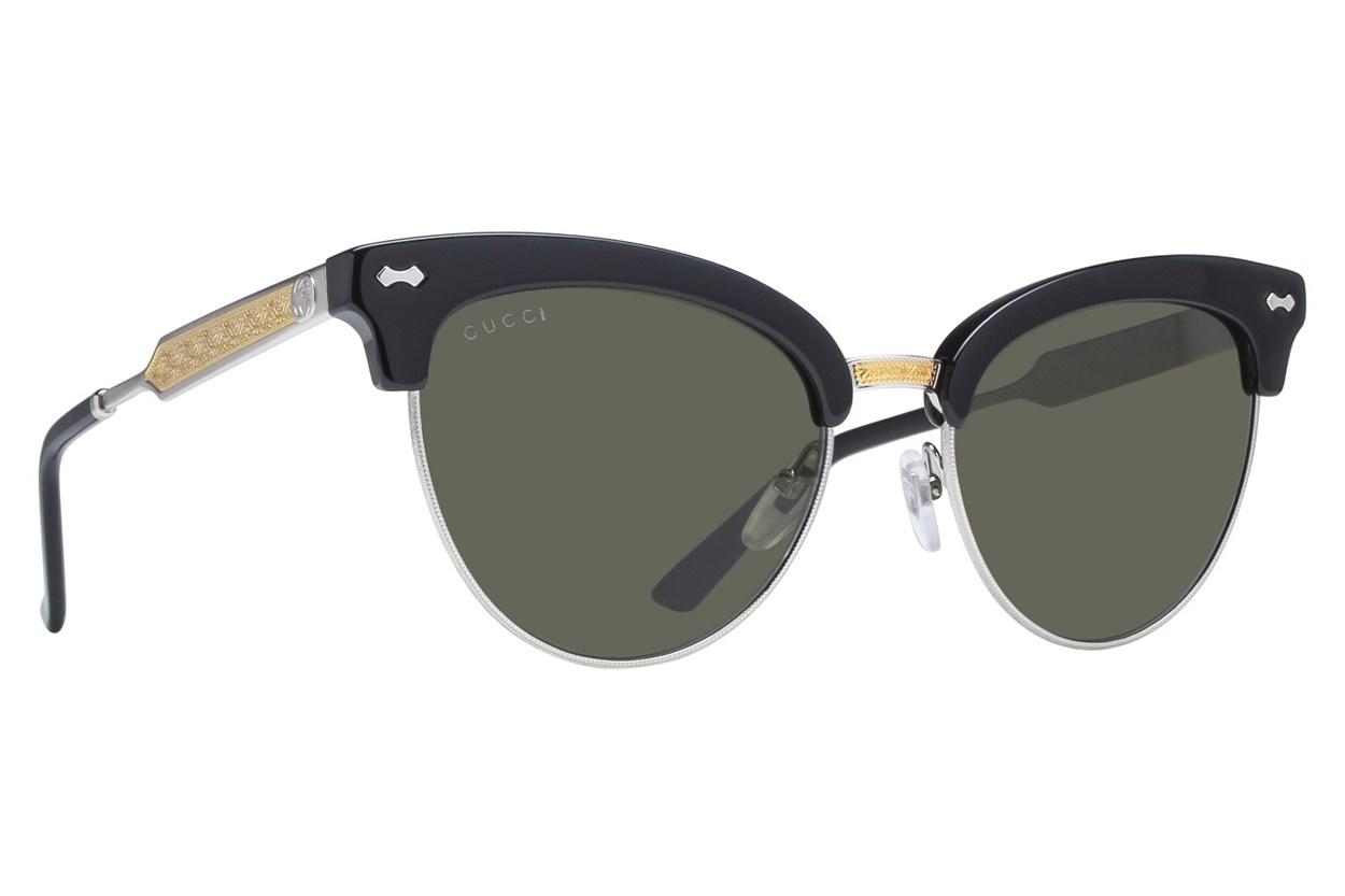 Gucci GG0055S Black Sunglasses