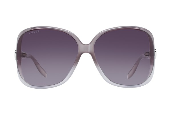 Gucci GG0506S Gray Sunglasses