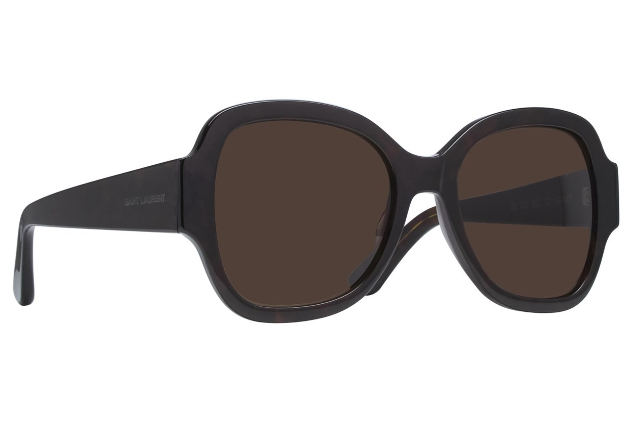 Saint Laurent SL133 Tortoise Sunglasses