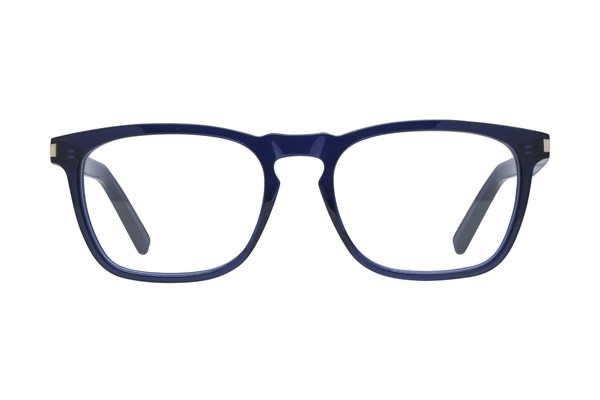 Saint Laurent SL29 Blue Eyeglasses