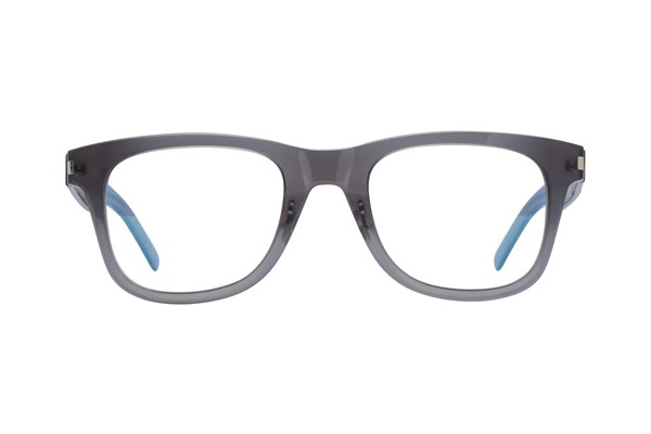 Saint Laurent SL50FSLIM Eyeglasses - Gray