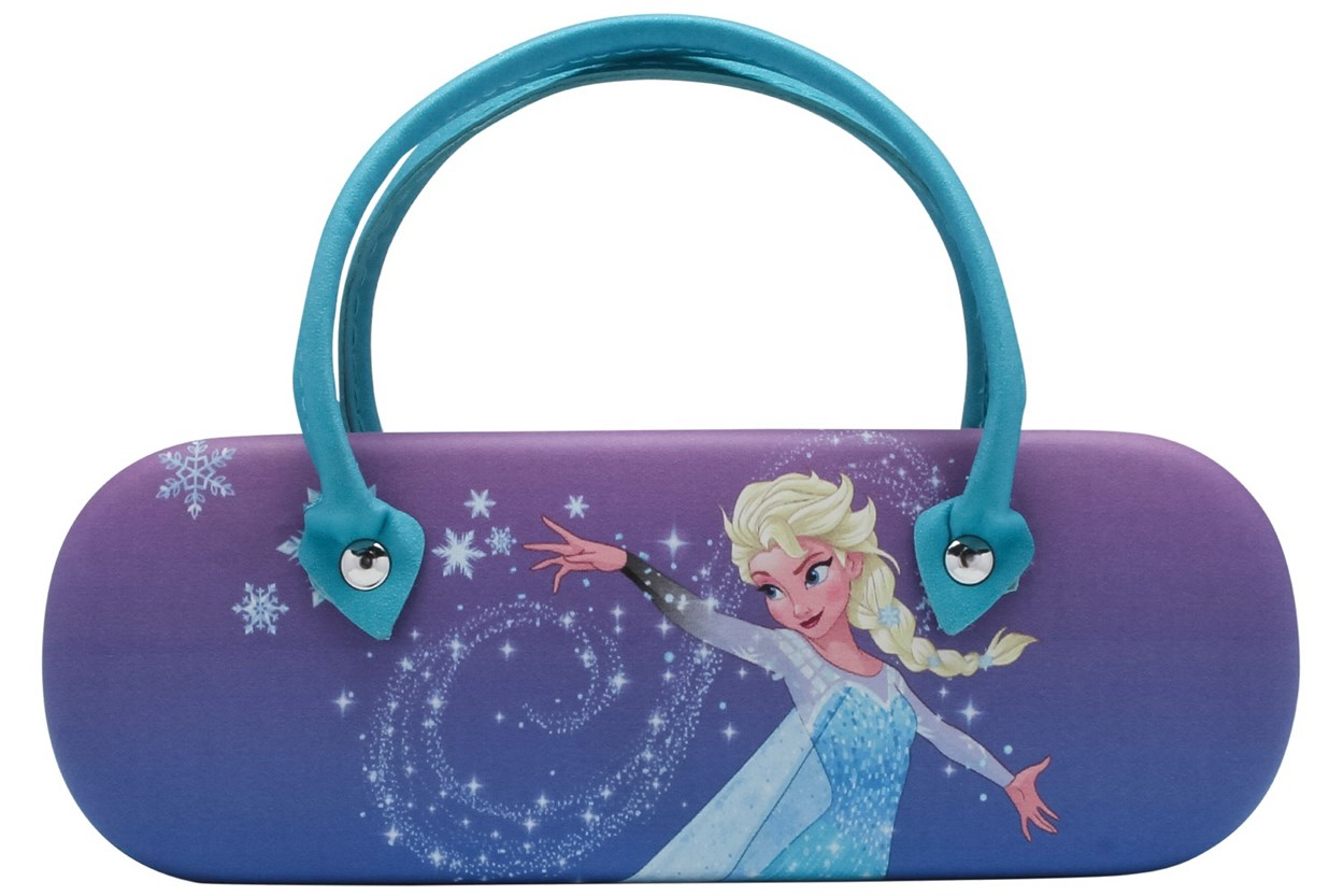 Disney Frozen Handle Eyeglass Case Purple GlassesCases