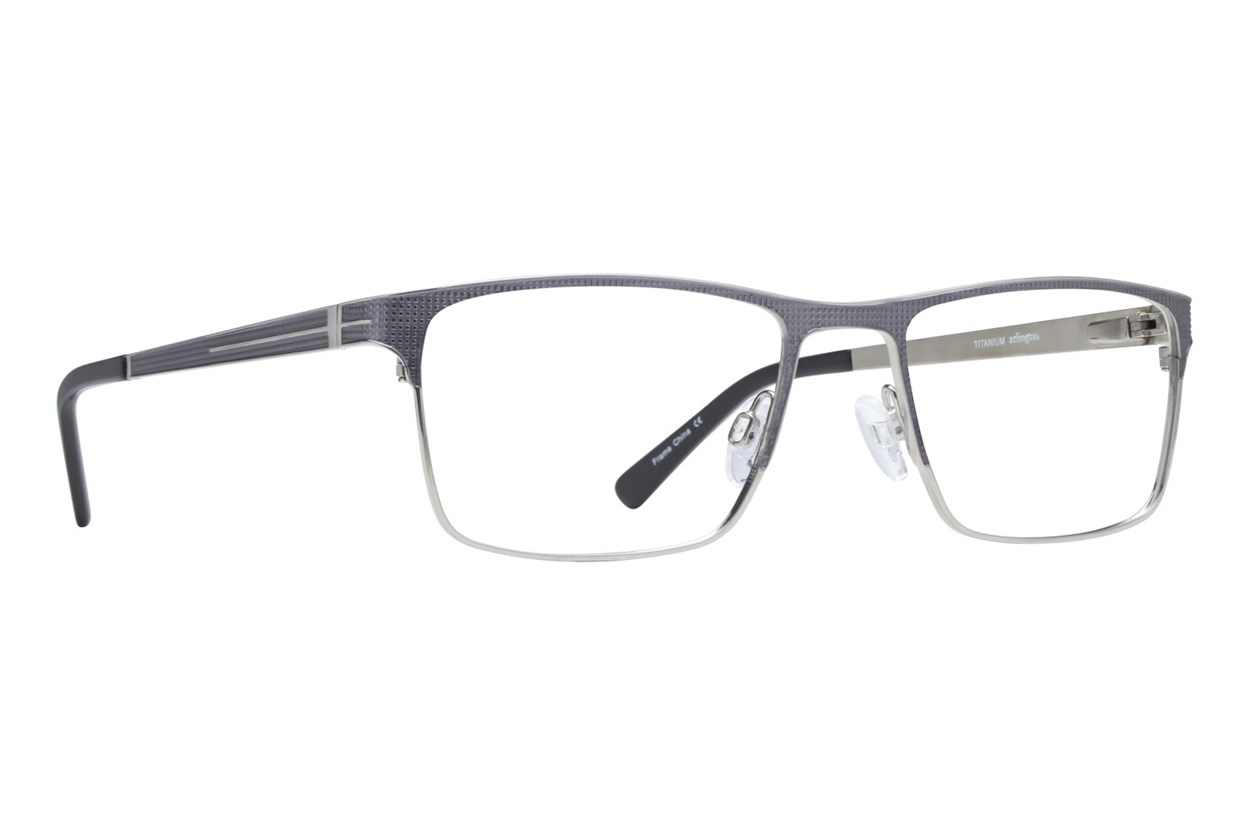 Arlington AR1053 Silver Eyeglasses