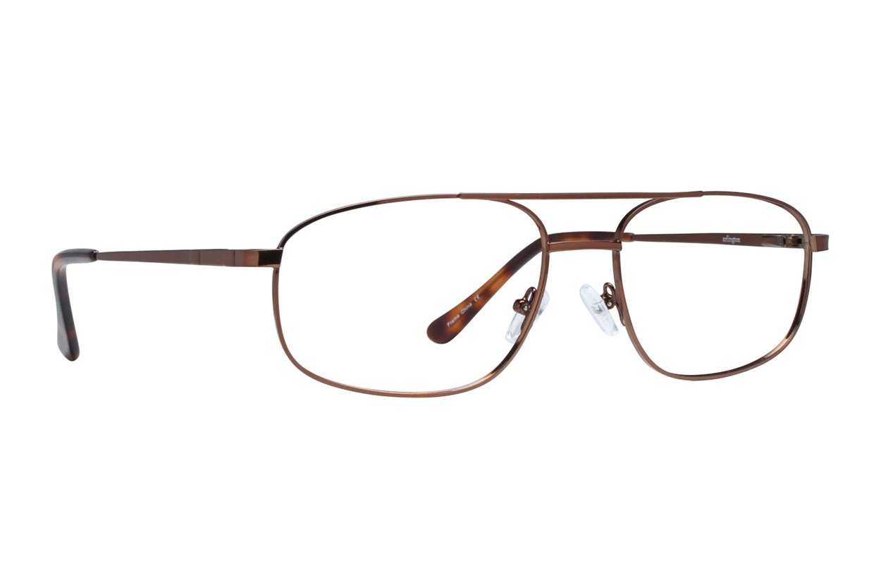 Arlington AR1054 Eyeglasses - Brown