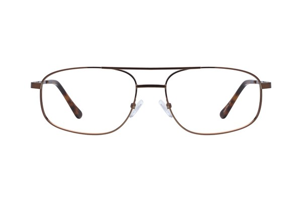 Arlington AR1054 Brown Eyeglasses