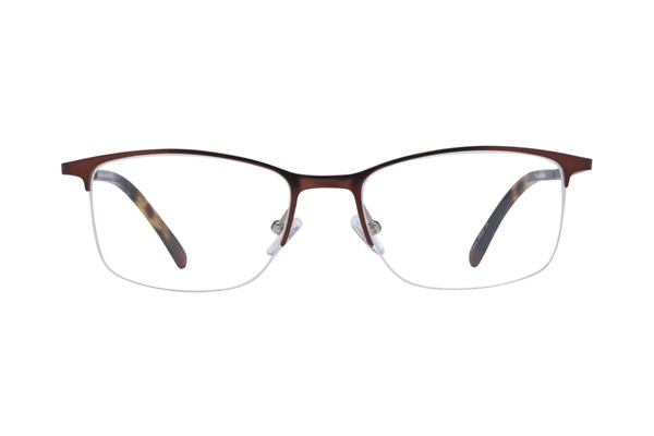 Arlington AR1055 Brown Eyeglasses