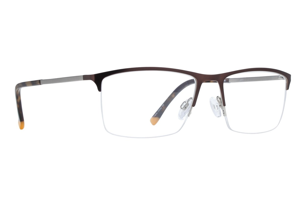 Arlington AR1056 Brown Eyeglasses