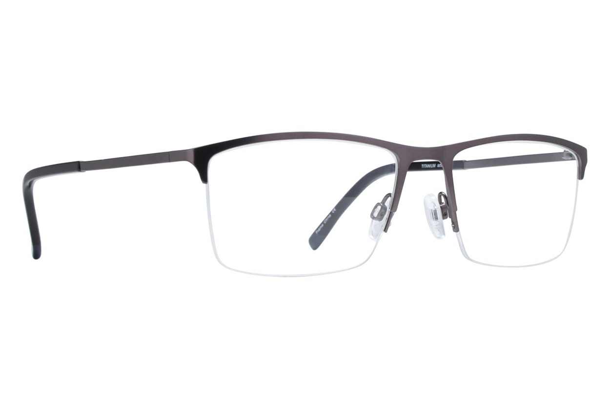 Arlington AR1056 Gray Eyeglasses