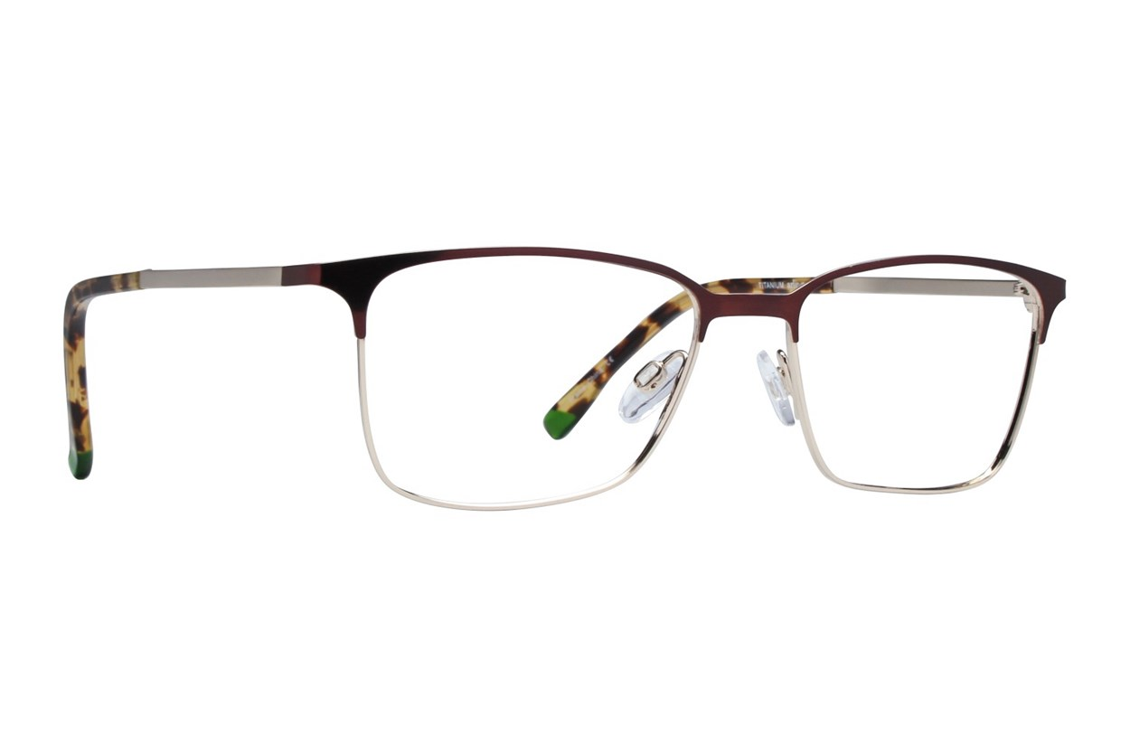 Arlington AR1059 Brown Eyeglasses