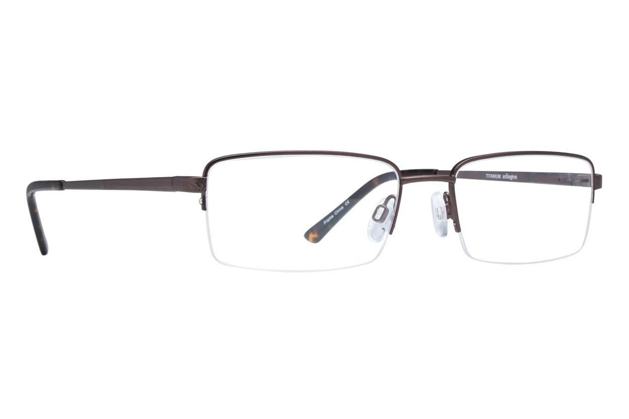 Arlington AR1060 Brown Eyeglasses