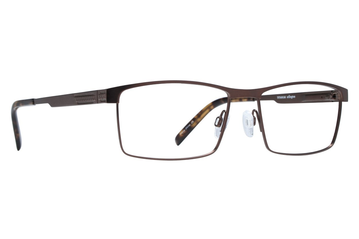 Arlington AR1063 Brown Eyeglasses