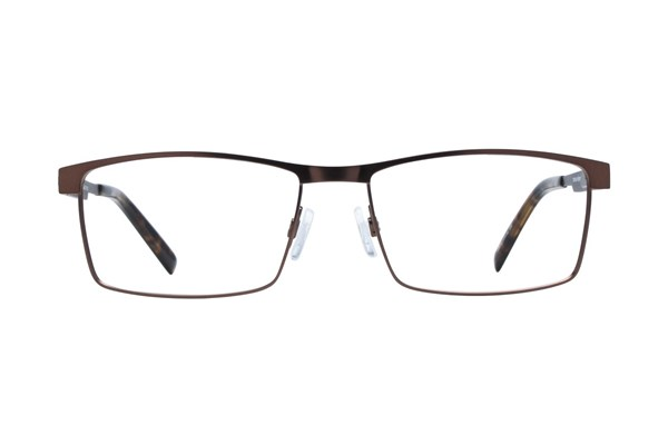 Arlington AR1063 Brown Eyeglasses