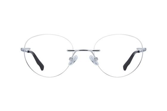 Arlington AR1044 Silver Eyeglasses