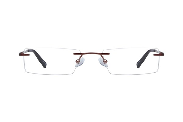 Arlington AR1045 Brown Eyeglasses