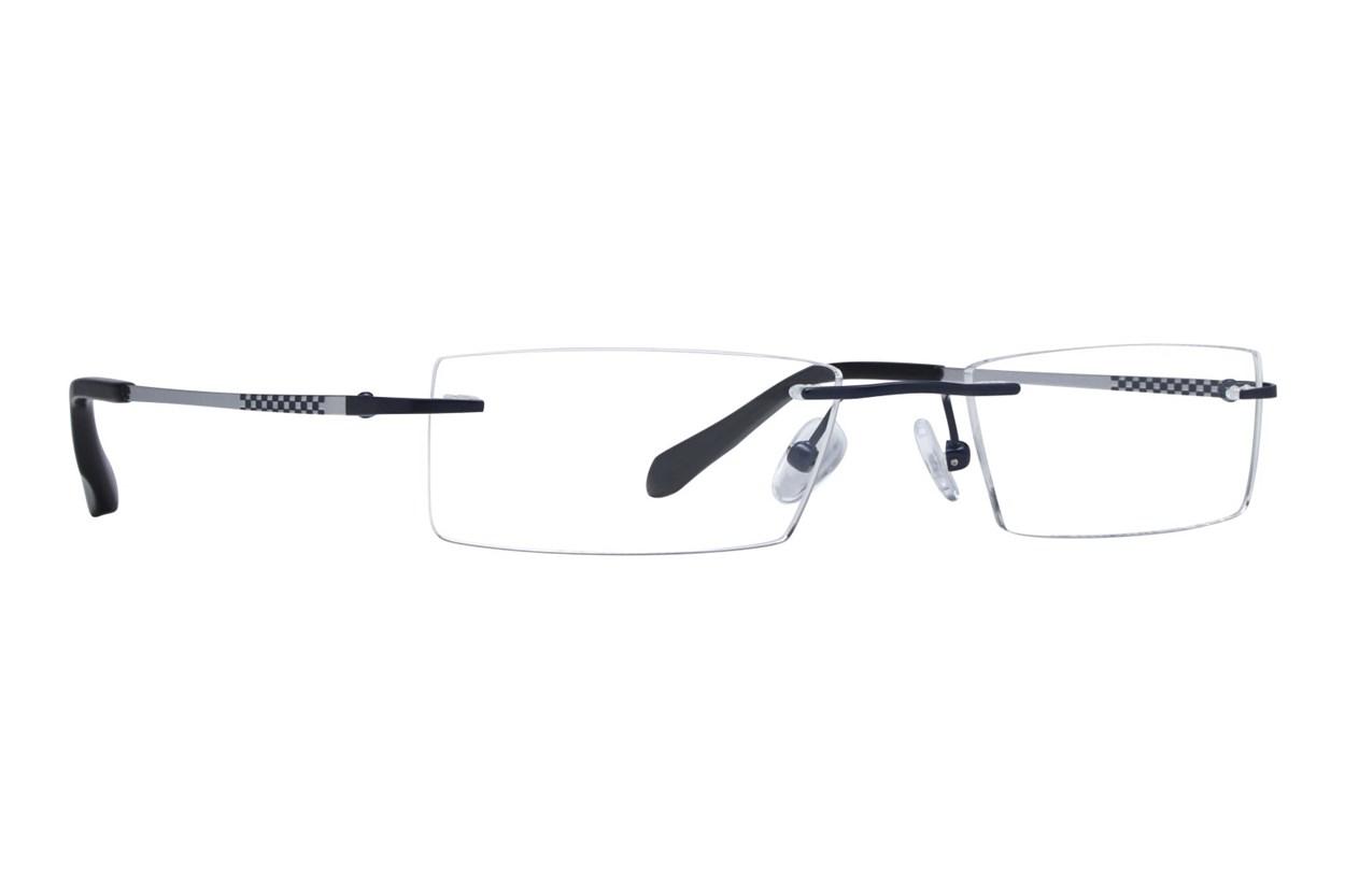 Arlington AR1045 Silver Eyeglasses