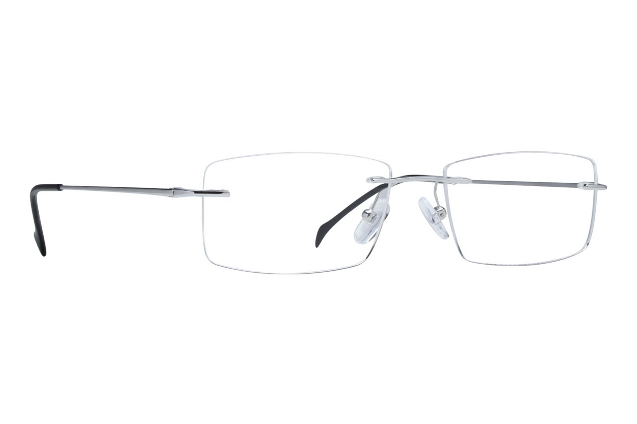 Arlington AR1046 Silver Eyeglasses