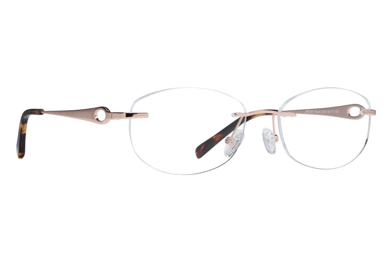 Arlington AR1047 Pink Eyeglasses